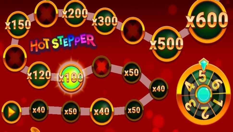 Red Hot Stepper - Bonus Features