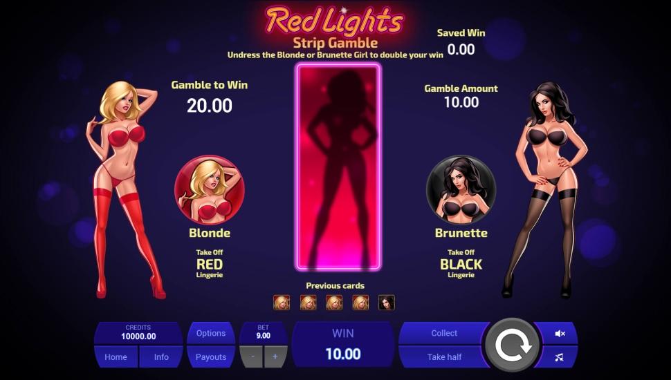 Red Lights - Bonus Features