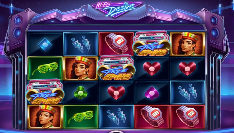 Reel Desire - Bonus Features