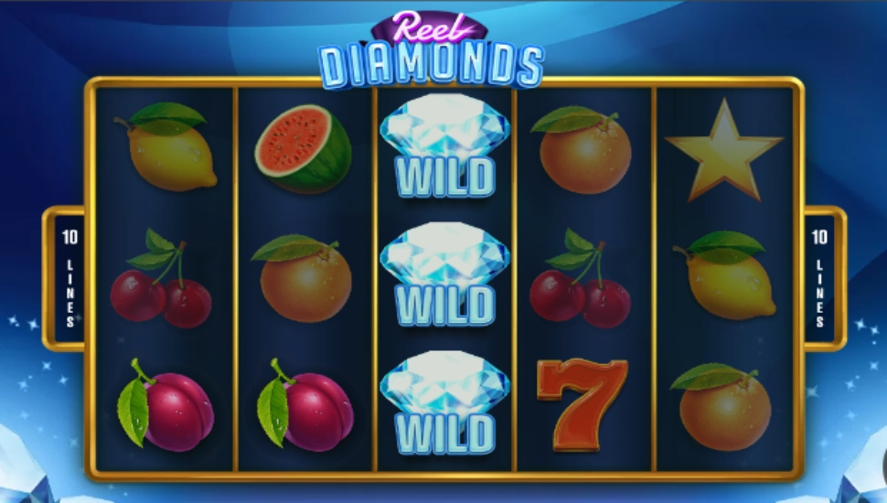 Reel Diamonds - Bonus Features