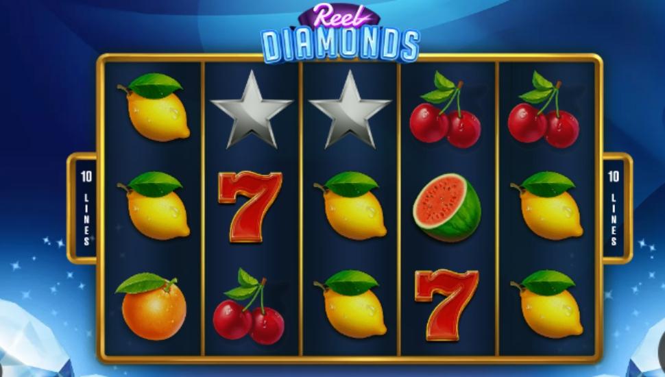 Reel Diamonds - Slot
