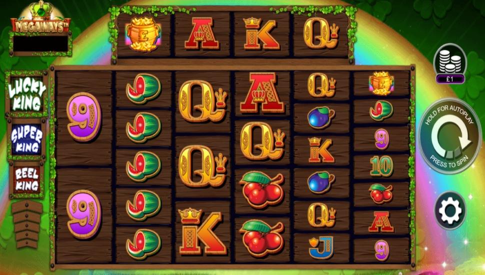 Reel Lucky King Megaways - Slot