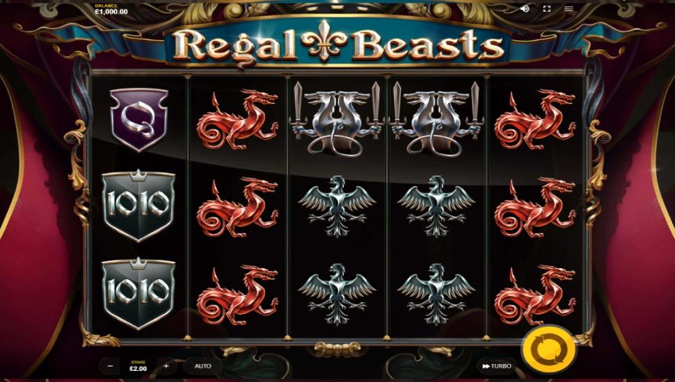 Regal beasts - Slot