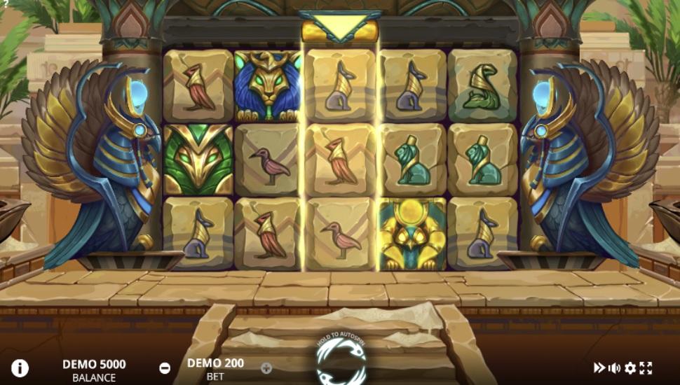 Rise of Horus - Slot