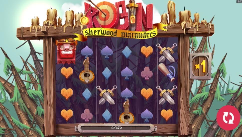Robin – Sherwood Marauders - Slot