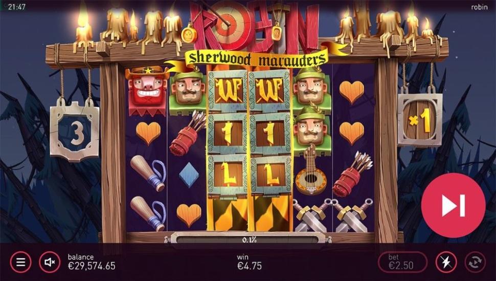 Robin – Sherwood Marauders - Bonus Features