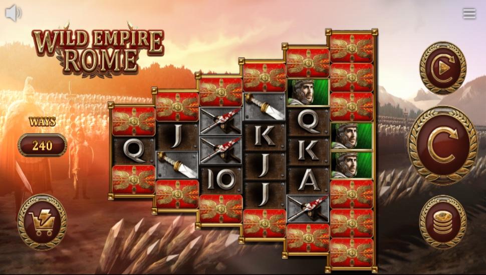 Romans - Legions of Gold - Slot