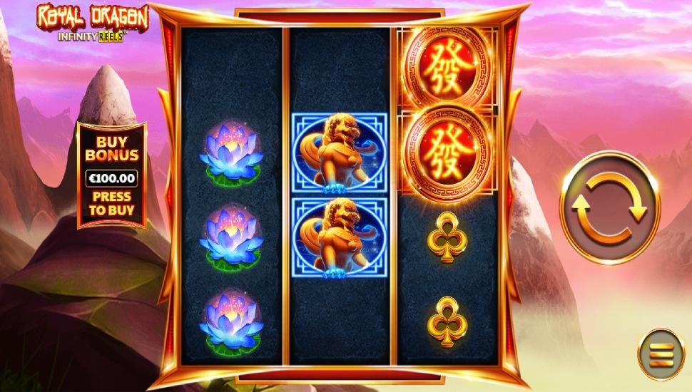 Royal Dragon Infinity Reels - Slot