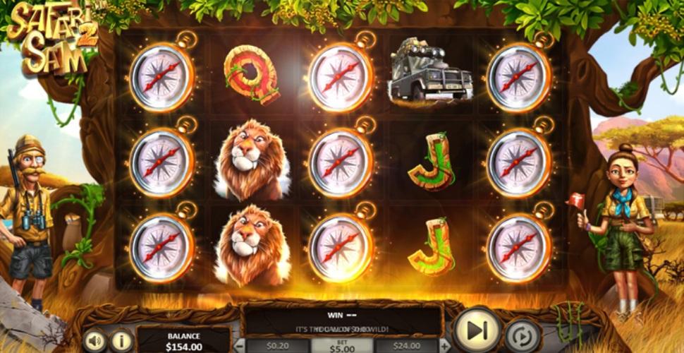 Safari Sam 2 - Bonus Features