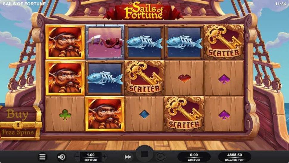 Sails of Fortune - Bonus Features