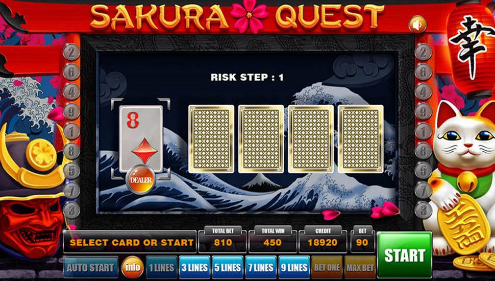 Sakura Quest - Slot