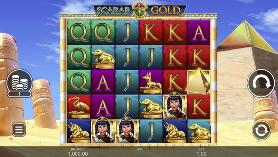 Scarab Gold - Slot