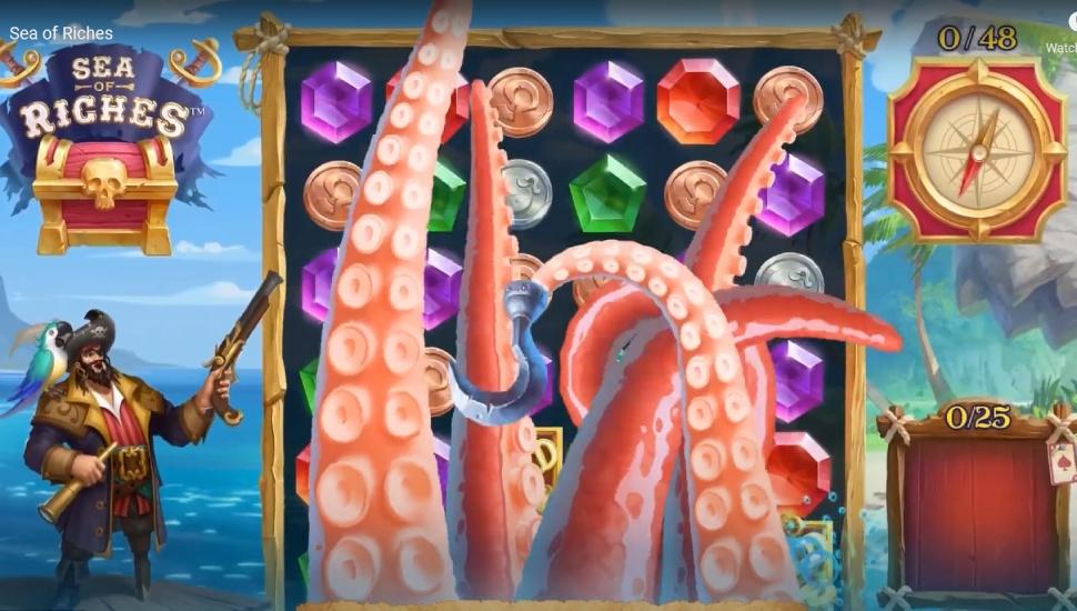 Sea of Riches - Bonus Features