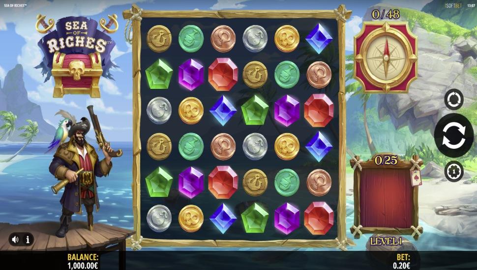 Sea of Riches - Slot