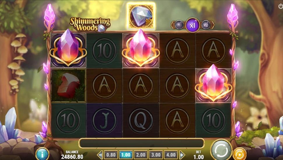Shimmering Woods - Bonus Features