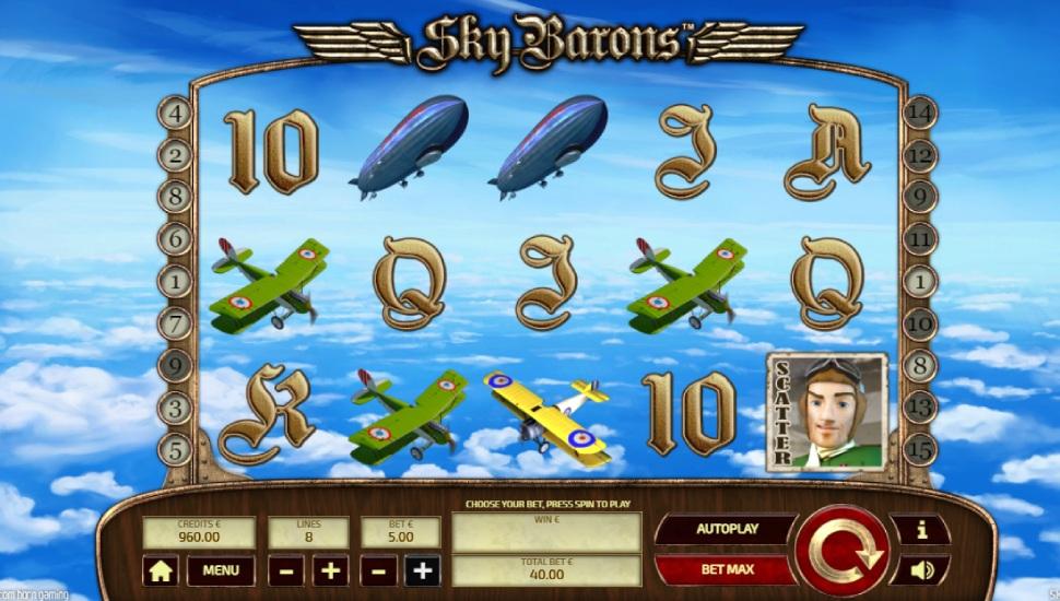 Sky Barons - Slot