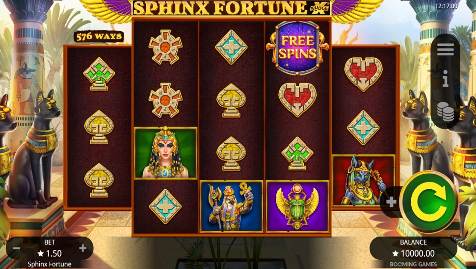 Sphinx Fortune Hold and Win - Slot