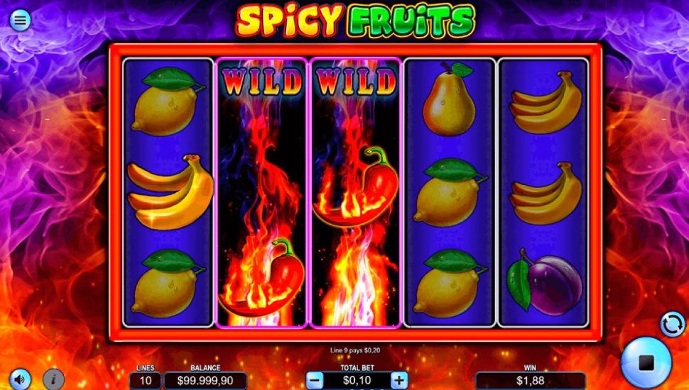 Spicy Fruits - Bonus Features