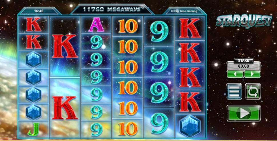 Starquest Megaways - Slot