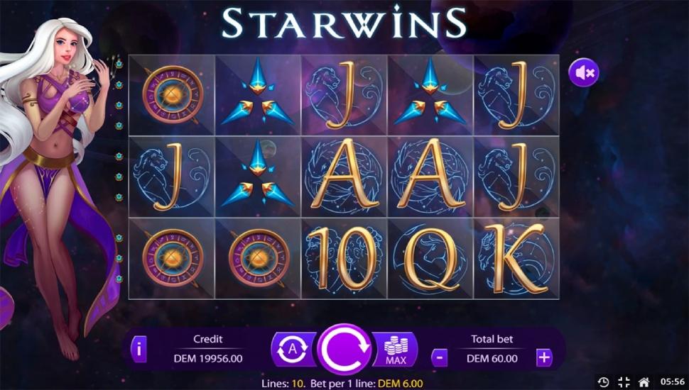 Starwins - Slot