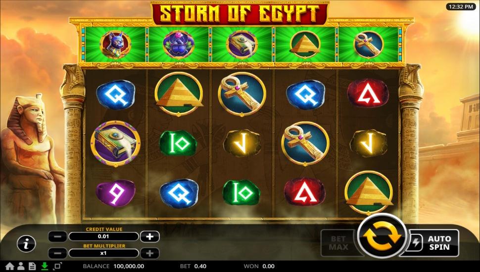 Storm of Egypt - Slot