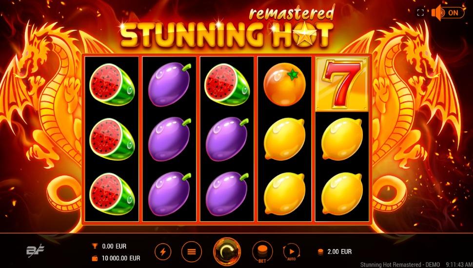 Stunning Hot Remastered - Slot