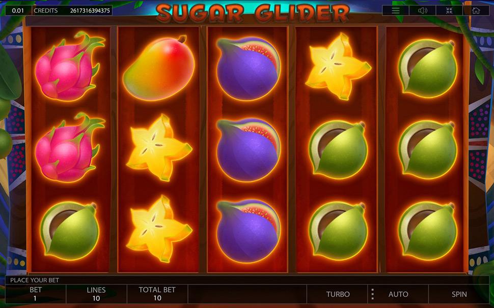 Sugar Glider - Slot