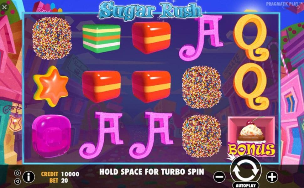 Sugar Rush - Slot