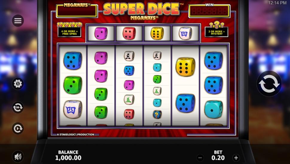 Super dice megaways - Slot