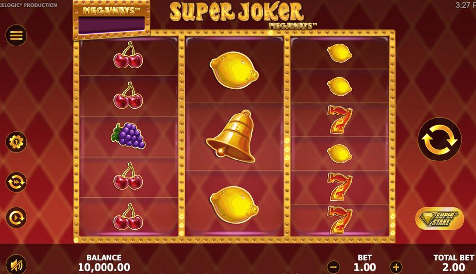 Super Joker Megaways - Slot