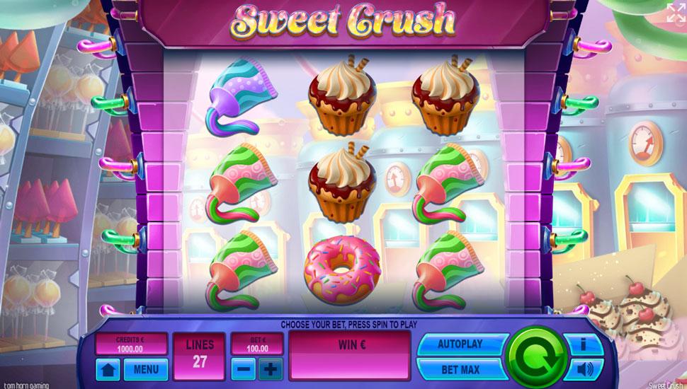 Sweet Crush - slot