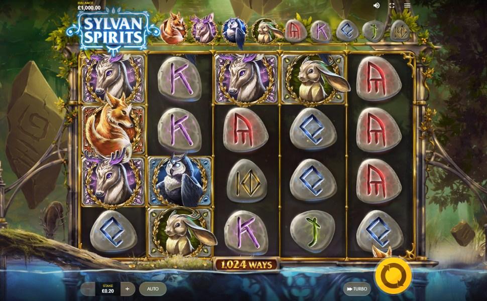 Sylvan Spirits - Slot