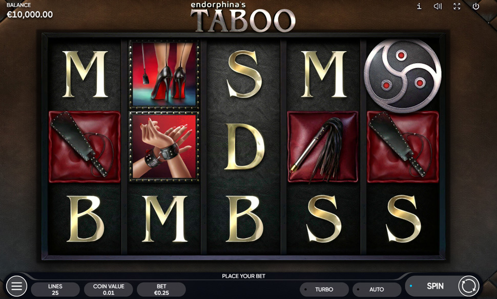 Taboo - Slot