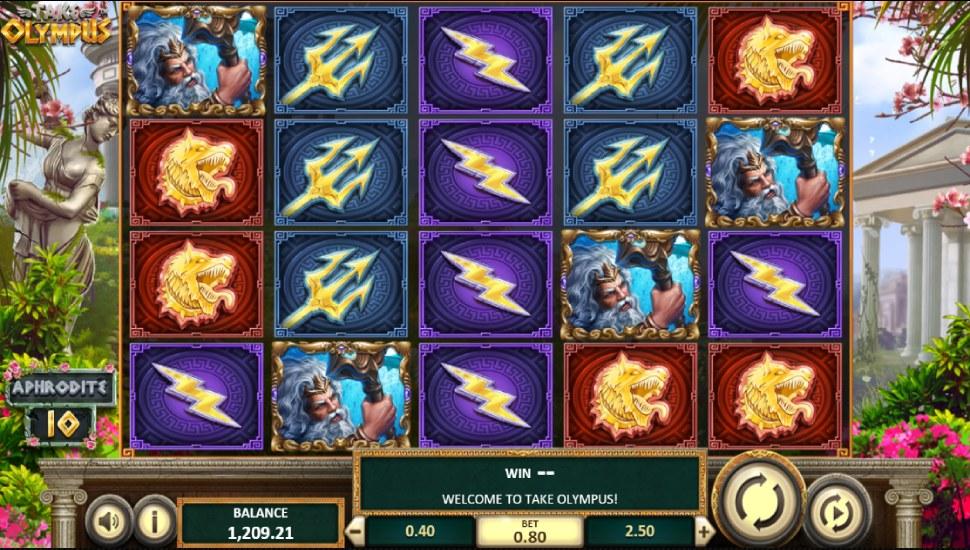 Take Olympus - Slot