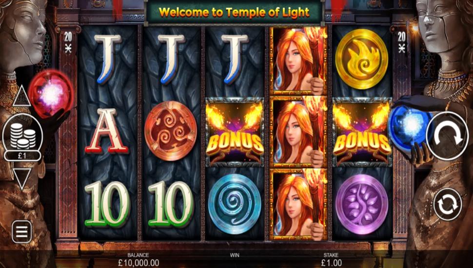 Temple of Light - Slot