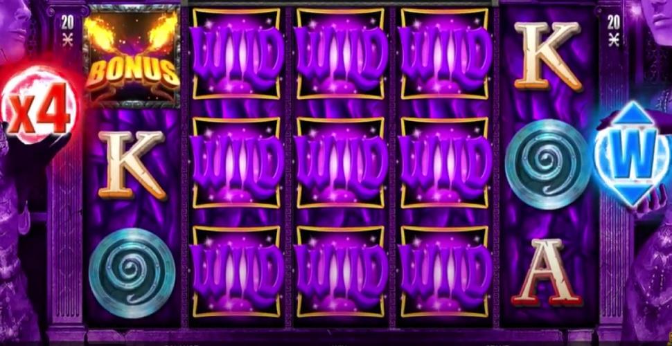 Temple of light - Bonus features