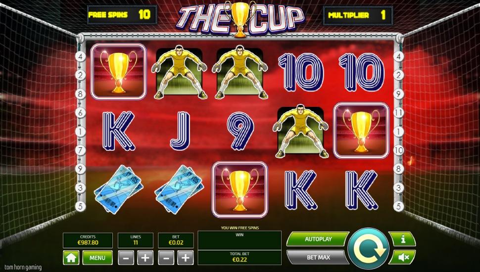 The Cup - Bonus Features
