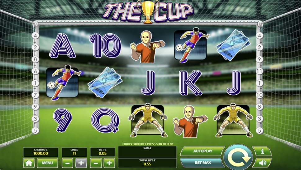 The Cup - Slot