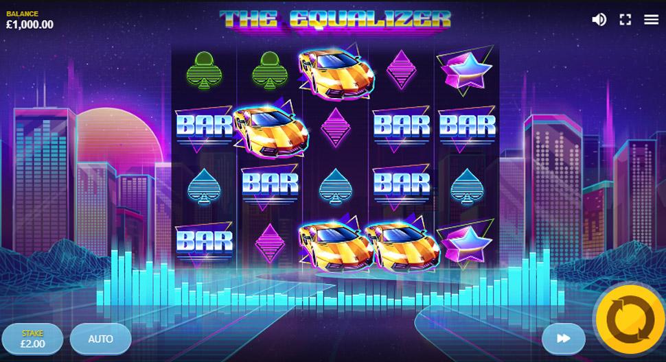 The Equalizer - Slot