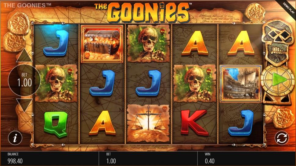 The Goonies - slot