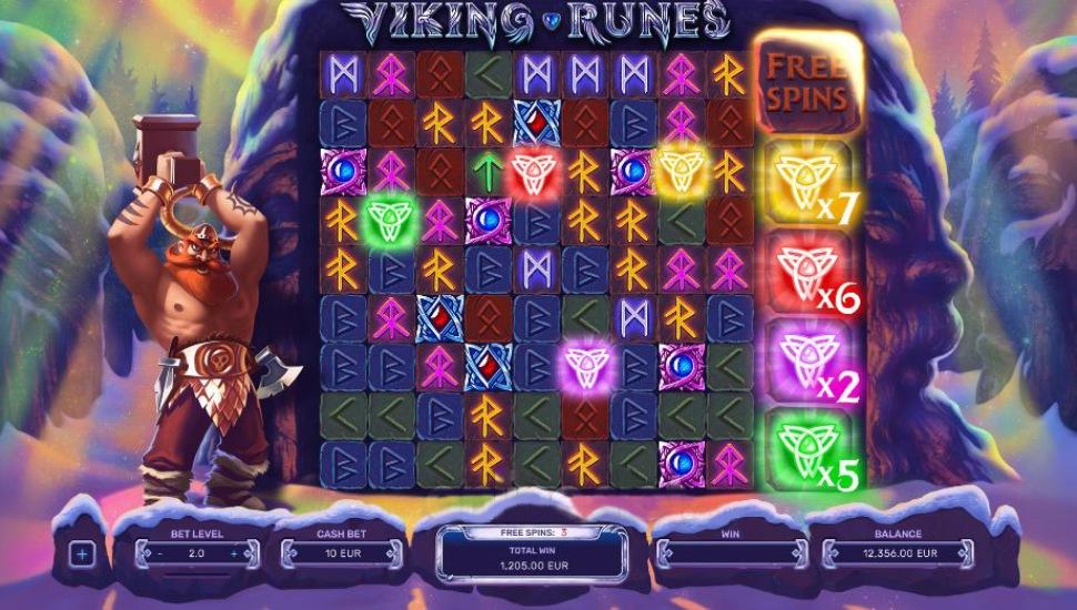 Viking Runes - Bonus Features