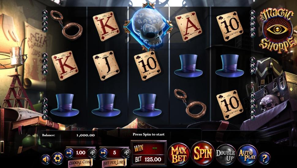 The Magic Shoppe - Slot