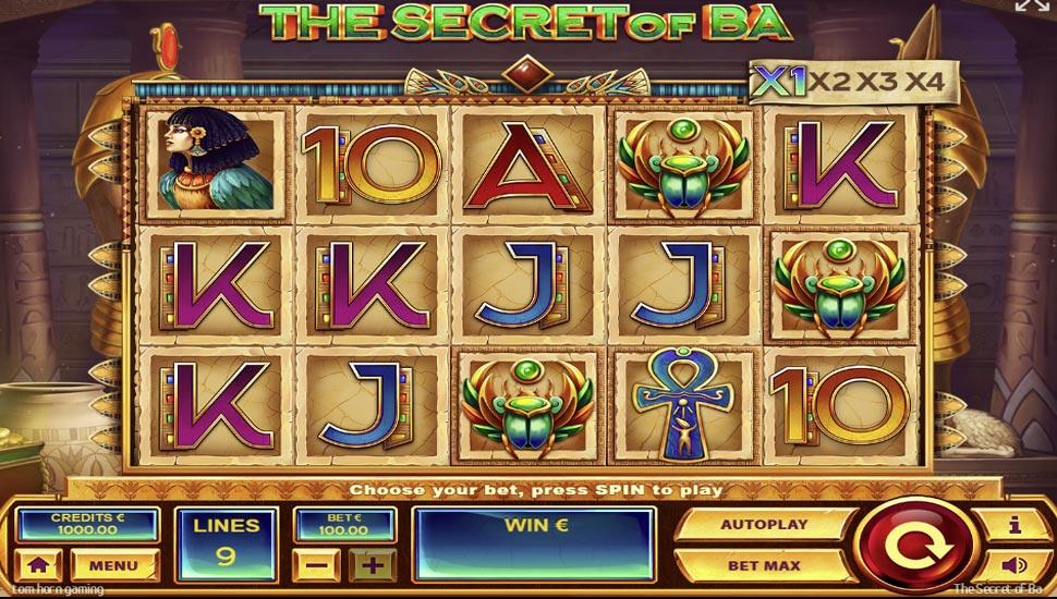 The secret of Ba - slot