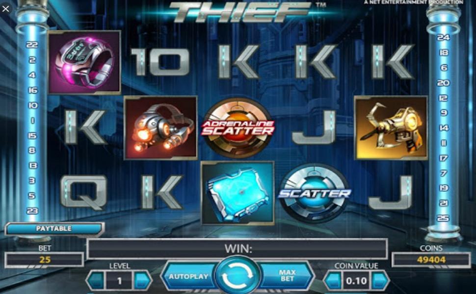 Thief - slot