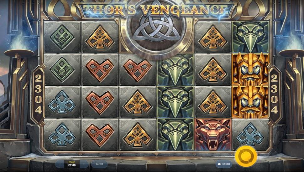 Thor's Vengeance - Slot