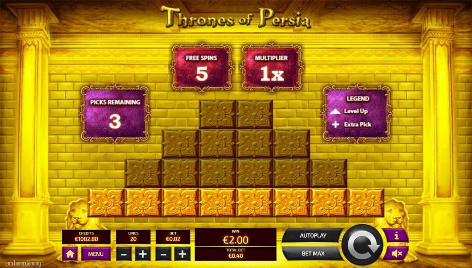 Thrones of Persia - Bonus Features