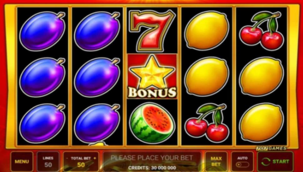 Thunder Cash Fruity Fruity - Slot