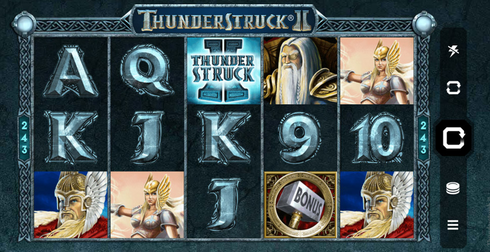 Thunderstruck II Remastered - Slot