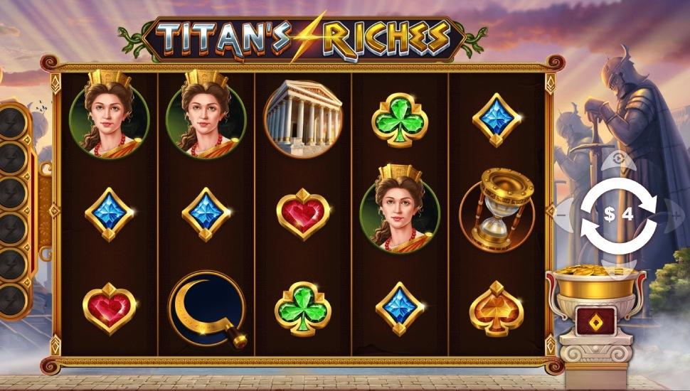 Titan's Riches - Slot