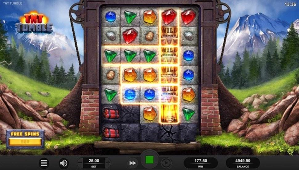 TNT Tumble - Slot